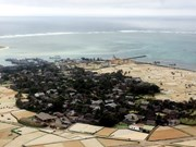 广义省:李山岛许多民生工程项目陆续竣工