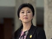 泰国看守总理英拉要求推迟提交违宪案证词