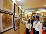 """""""黄沙群岛-主权归属越南""""展览会在岘港市举行"""