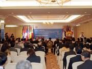 第六届东盟文化部长会议圆满结束