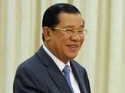 柬埔寨首相洪森访问阿塞拜疆和白俄罗斯