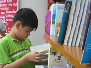 越南胡志明市举行多项活动响应越南图书日