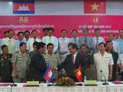 越南同塔省与柬埔寨波罗勉省加强全面合作
