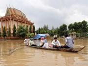 亚行协助柬埔寨克服洪水后果