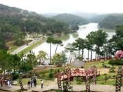 越南大叻市:假期将举行多项活动吸引游客