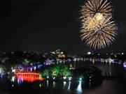 河内将盛放烟花庆祝首都河内解放60周年