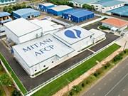 日本三谷产业株式会社在越南同奈省开设新公司