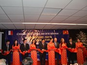 越南报刊图片展和电影周拉开序幕