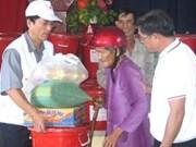 越南红十字会强化人道主义与慈善活动的效果