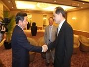 越南—新加坡经济合作第10次部长级会议圆满落幕