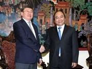 越南和蒙古举行第六次副部长级政治磋商