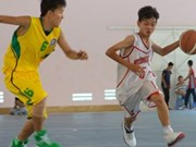2014年国家篮球锦标赛开幕