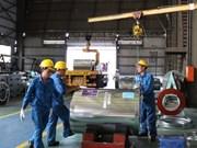 2014年前4个月越南工业生产指数增长5.4%