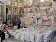 前四个月越南大米出口创汇7.3亿多美元