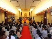 越南佛子协会喜迎2014年佛诞大典