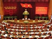 越共中央总书记阮富仲特别强调反腐工作