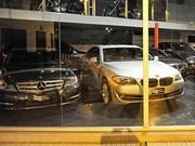 2014年前4个月越南汽车进口量达约1.5万辆