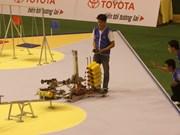 2014年越南全国机器人大赛总决赛开幕