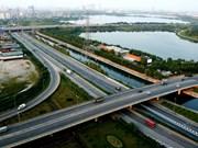 河内兴建价值2.847万亿越盾的交通项目