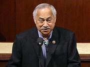 美国众议院议员法莱奥马维加强烈谴责中国侵犯越南主权行为