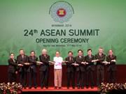第24届东盟峰会圆满结束并发表联合声明
