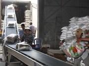2014年4月份越南对中国大米出口量增多