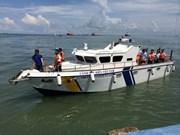 旅柬越南侨胞团结一致心系东海