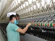香港企业在隆安省兴建色纺纱厂