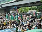 泰国政府继续讨论选举计划