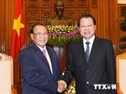 武文宁副总理:越南愿派遣专家协助老挝克服困难