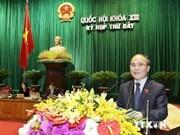 越南第13届国会第7次会议聚焦东海形势等多个重要议题