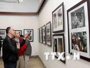 第21次越南北中部地区艺术图片大赛进入尾声