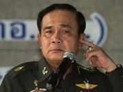 泰国陆军司令宣布发动军事政变