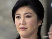 泰国军方拘留前总理英拉