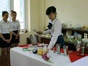2014年越南国家技能大赛在河内闭幕