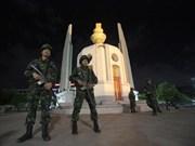 泰国军政府解散上议院