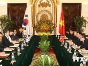 越韩第三次外交、安全、国防战略对话会在河内举行