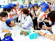 做好社区口腔卫生保健工作项目正式启动