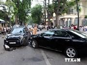 2014年上半年全国交通事故发生率下降