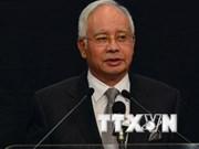 马来西亚首相纳吉布宣布改组内阁