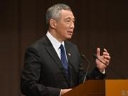 新加坡总理李显龙: 东海问题应通过国际法来解决
