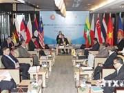 东盟高官特别会议在越南首都河内举行