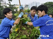 2014年越南青年与可持续发展论坛拉开序幕