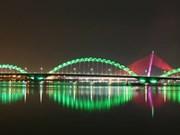 越南岘港市龙桥照明系统荣获国际奖项