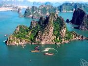 越南广宁省:下龙湾遗产纪念品设计大赛正式启动