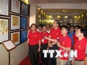 """""""越南的黄沙与长沙:历史与法律证据""""地图与资料展在广义省举行"""