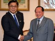 柬埔寨与泰国就移民劳工问题展开讨论