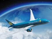 越南航空公司开通河内机场至日本羽田机场新航线