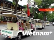 河内首都古街区—2014年最具吸引力的旅游目的地