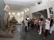 越南占族雕刻博物馆——保藏越南占族文化特色之处
